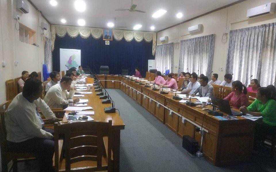 ကုသရေးဦးစီးဌာန၏ Knowledge Sharing Session ပြုလုပ်ကျင်းပ