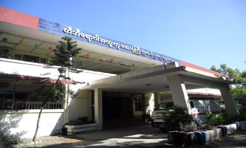 မန္တလေး တီဘီရောဂါအထူးကုဆေးရုံကြီး