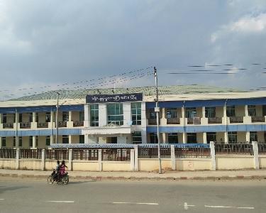 ခရိုင်ပြည်သူ့ဆေးရုံကြီး၊ မင်းတပ်မြို့